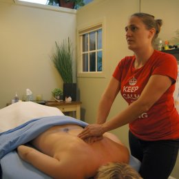 Traditional + Sports Massages and Muscle Assessments